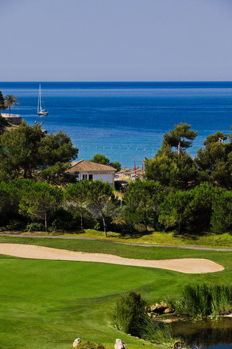 golf andratx mallorca camp de mar
