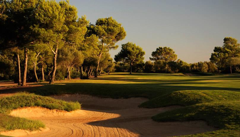 golf park puntiro mallorca
