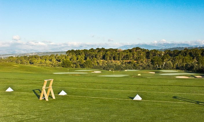 golf son gual mallorca driving range