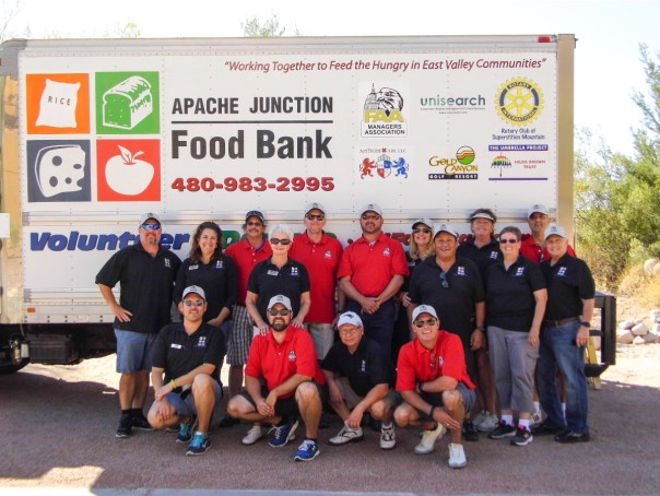 FAAMA's third annual Charity Golf Tournament was a memorable event!
