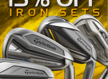 Taylormade 15off Iron Sets