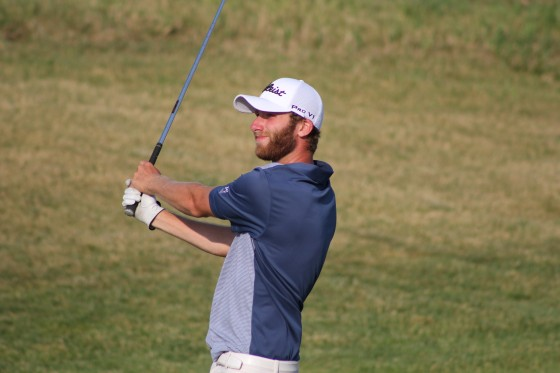 Hudson, Eccleton Lead After First Round at 105th Michigan Amateur