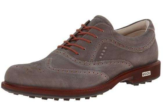 Ecco Biom Tour Wingtip Spikeless Golf Shoes