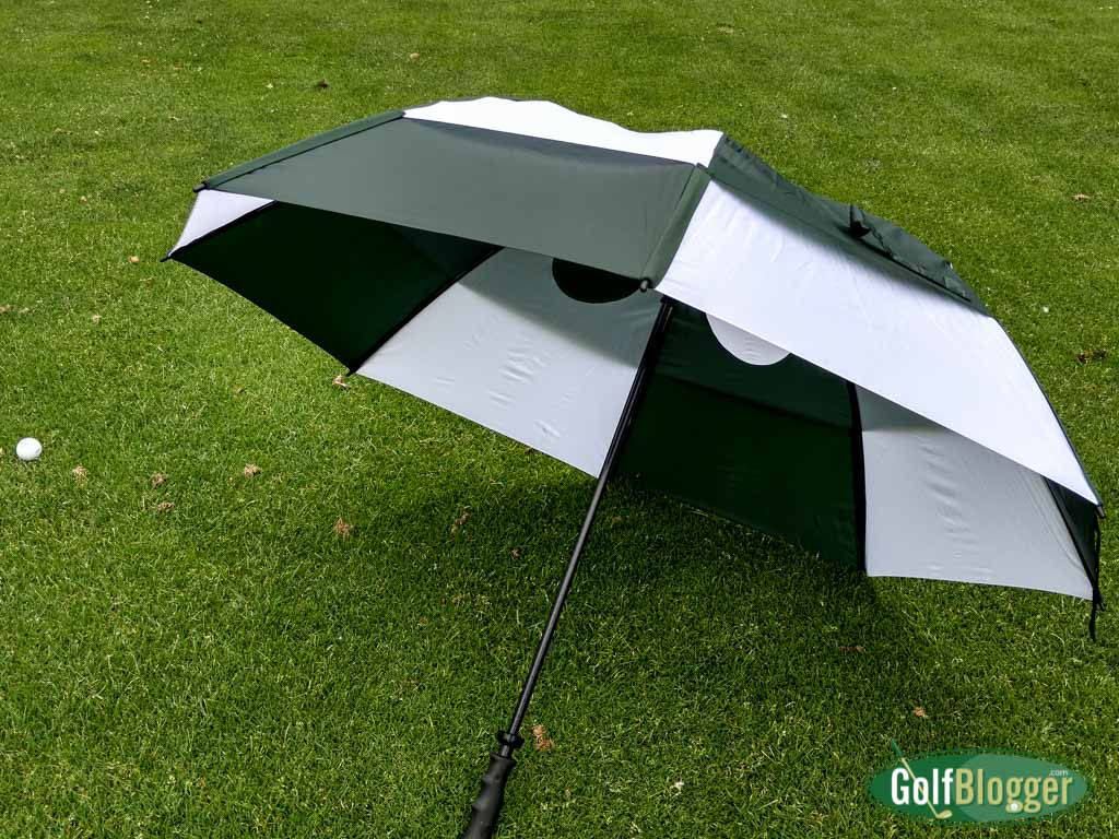 In The Mail: Gustbuster Umbrella