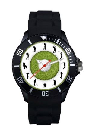 Mr. Always Golf Watch