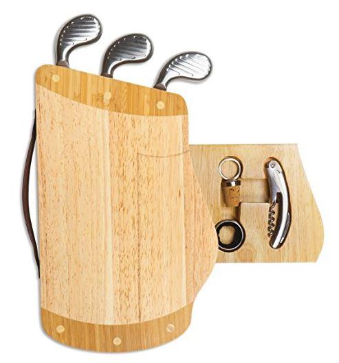Golf Bag Cutting Board