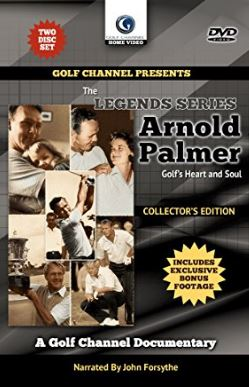 Arnold Palmer: Golf's Heart and Soul DVD