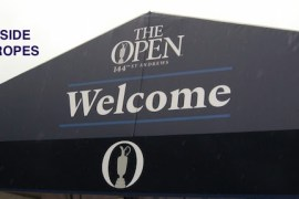 Welcome at The Open