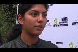 Gaurika Bishnoi on pursuing golf