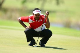 SSP Chawrasia is looking to make the most of his recent form to clinch an Asian Tour victory