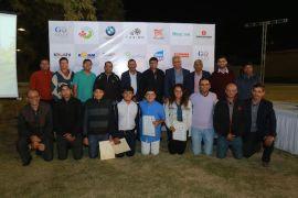 Go Golf Go Golf BMW- Gulmohar Open 2015-2016 tees off