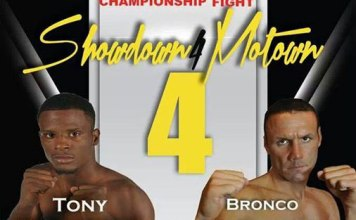 KP Boxing brings Championship Boxing to Cobo Center watch video here