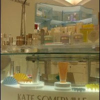 My afternoon at Bergdorf Goodman's Kate Somerville counter in New York City