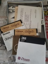 The Disks with a spare