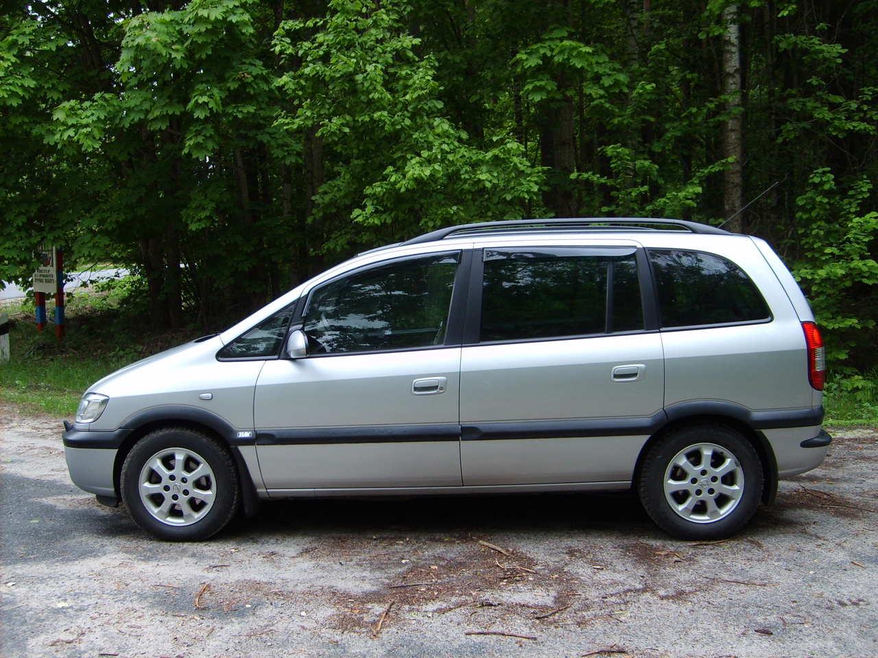 Opel Zafira Wikipedia The Free Encyclopedia   Autos Post