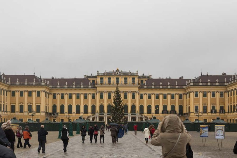 In 1904 emperor Franz Josef made his summer palace his main residence.