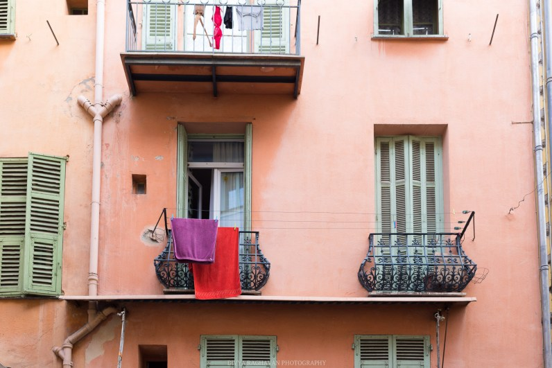 Early mornings in the old town of Nice || Travel to Cote D'azure, South of France