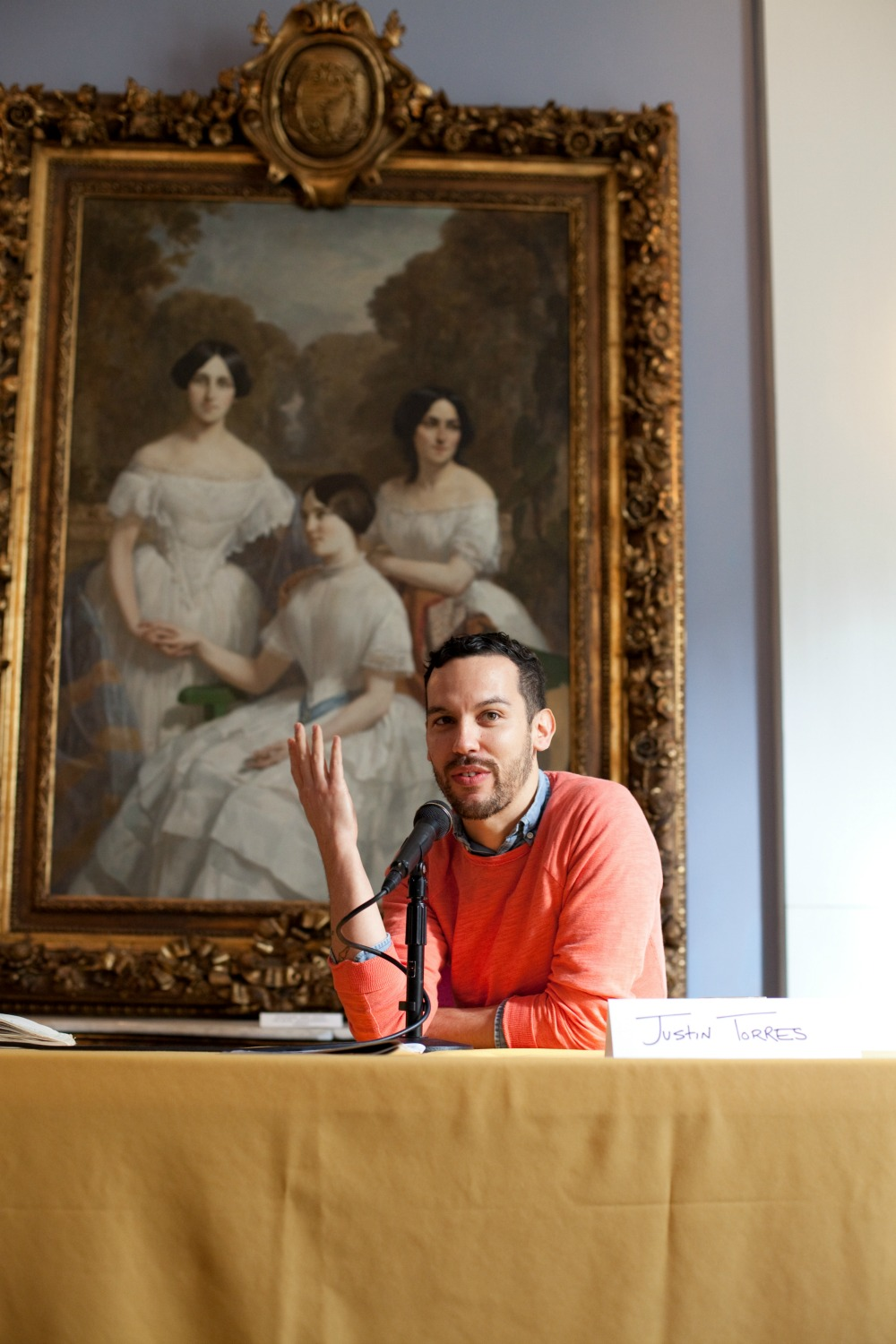 a place made for the tennessee williams literary festival justin torres at a recent tw fest master class photo olivia moran