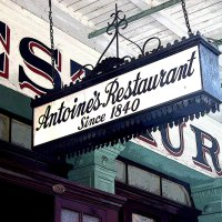 Antoine's Restaurant. (Photo via Antoine's Restaurant on Facebook)