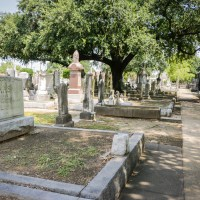 Hebrew Rest cemetery. (Photo: Rebecca Ratliff)