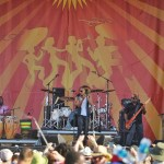 Trombone Shorty at Jazz Fest. (Photo: Paul Broussard)