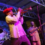 Kermit Ruffins. (Photo: Paul Broussard)