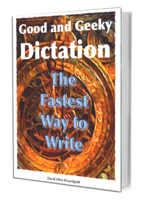 Book visual - Dictation