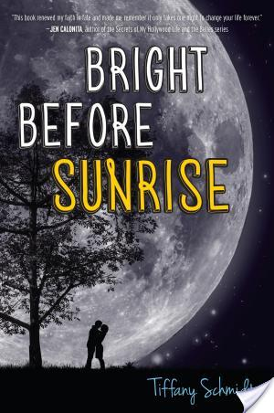 Bright Before Sunrise by Tiffany Schmidt | Book Review