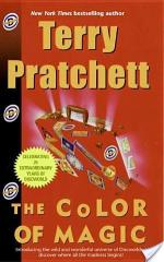 Book Review: The Color of Magic by Terry Pratchett