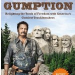Gumption: Relighting The Torch Of Freedom With America's Gutsiest Troublemakers by Nick Offerman contains two things I love - Nick Offerman and history.