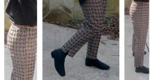 Mood Fabrics, Brocade, Style Arc Willow www.goodbyevalentino.com