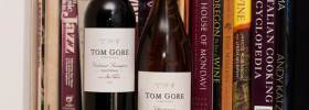 Tom Gore Cabernet and Chardonnay