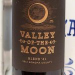 Valley of the Moon Blend 41 2012