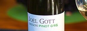 delicious Oregon Pinot Gris from Joel Gott