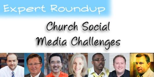 Church Social Media Challenges