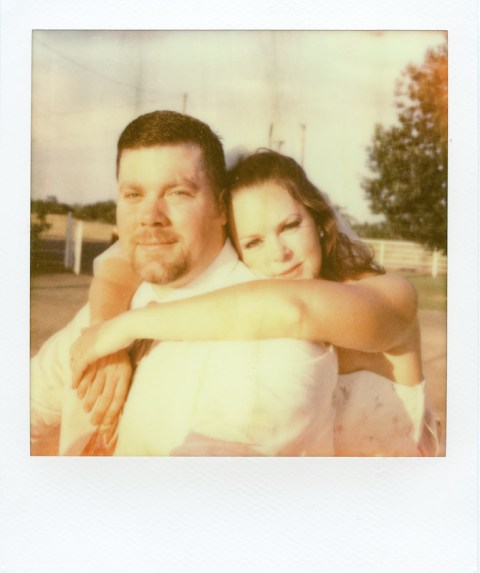 - The Married Couple - SX-70 - Impossible Project PX-70 COOL -