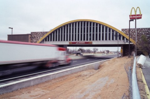 - Kodachrome 64 -  McDonald's in Vinita, Oklahoma