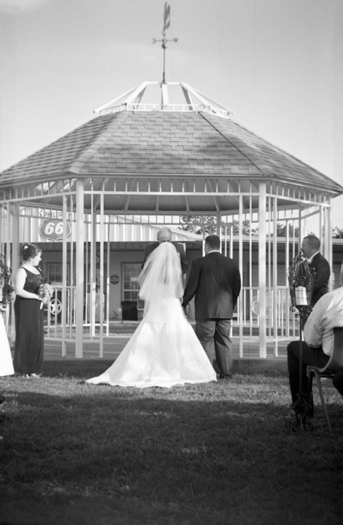 Texas Wedding - Pho-Tak Time Traveler 120 - Kodak Tri-X 400@200 - Ilfotec DD-X -