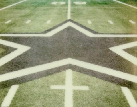 Cowboys Stadium - Spectra AF - Impossible Project PZ680