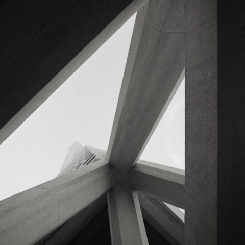 Transamerica Pyramid - San Francisco - Mamiya C330S - 55mm f/4.5 - Acros - Rodinal