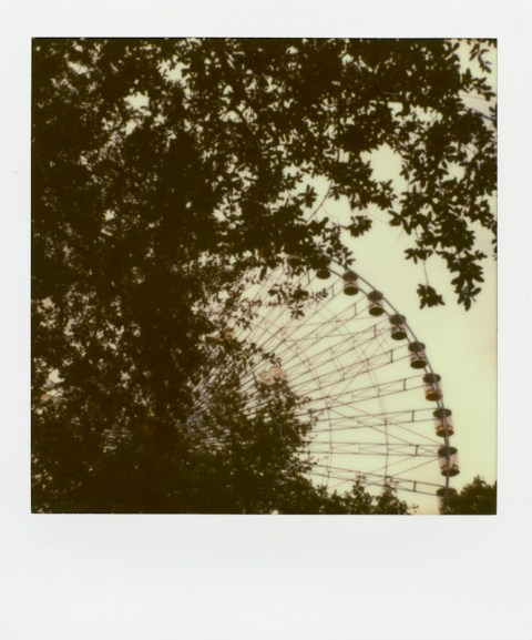 Fair Park - Dallas, TX - Impossible Project PX-70 V4B - SX-70