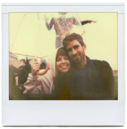 Photo: Synthia Goode - Polaroid Spectra AF - Impossible Project PZ680 Old Gen
