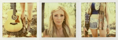 Erica Perry - Impossible Project PX-70 COOL - Polaroid SX-70