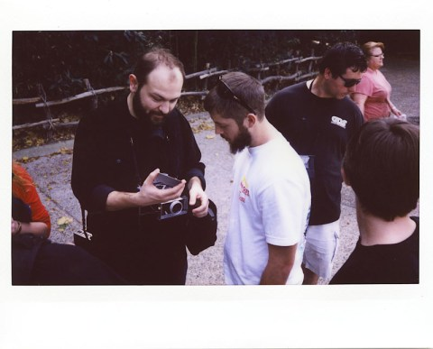 Photo: Laidric Stevenson - Fuji Instax Wide