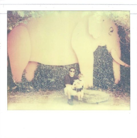 Photo: Synthia Goode - Spectra AF - Impossible Project PZ680 Old Gen