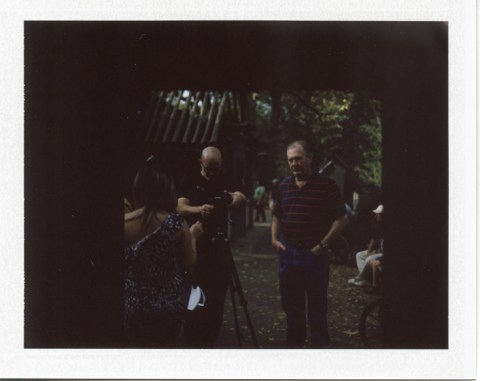 Photo: Marc Weintraub - Bronica SQ-A - FujiFilm FP-100C