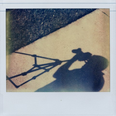 Polaroid Spectra AF - Impossible Project PZ-680