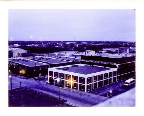 Photo: Steve Reeves - Polaroid 600SE - Fuji FP-100C