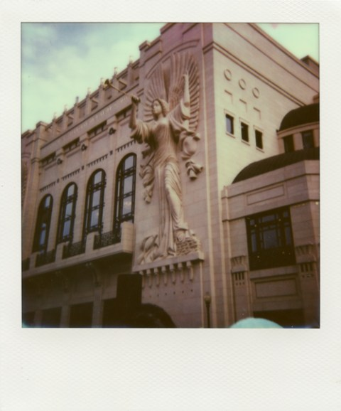 Photo: Jama Plotts - Polaroid One Step - Impossible Project PX-680 CP