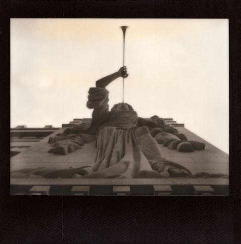 Photo: Troy Bradford - Polaroid Spectra - PZ600 Black Frame